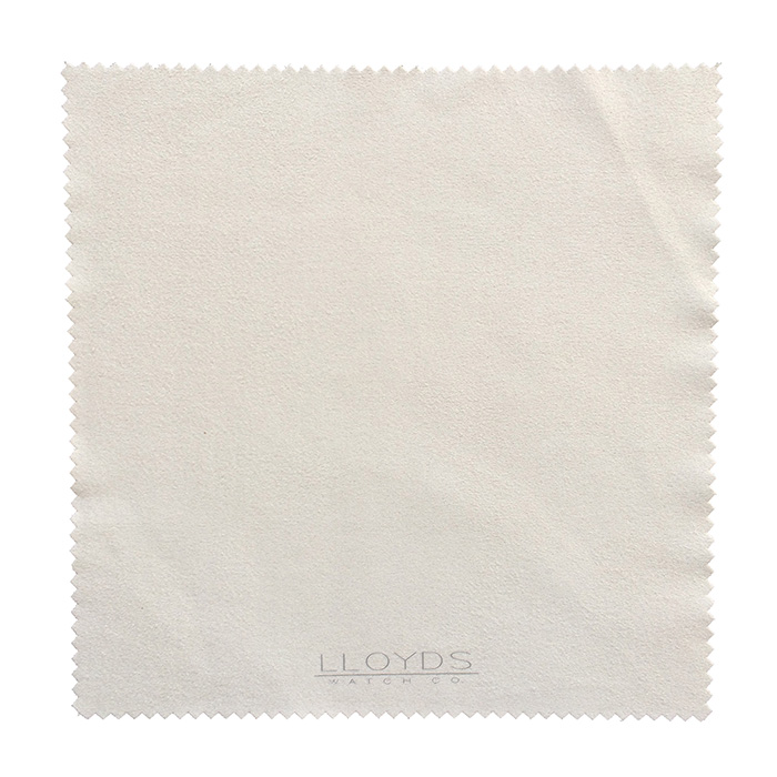 Lloyds Watch Microfibre Cloth